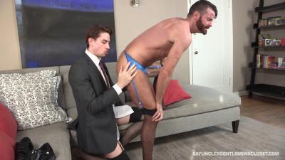 Service – Gentlemen's Closet – Brendon Patrick, Jack Hunter