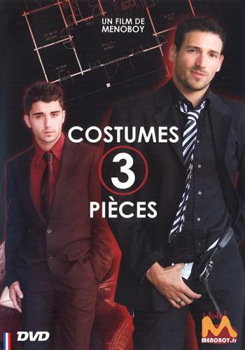 Costumes 3 Pièces