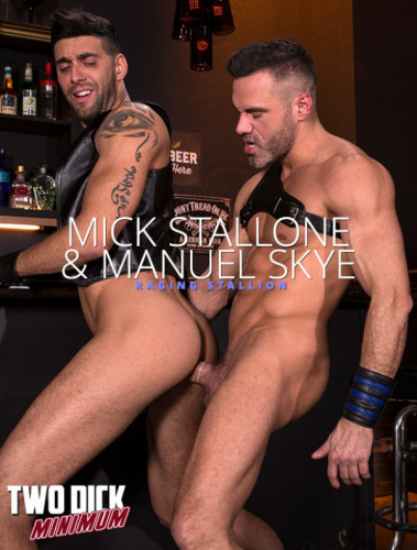 Manuel Skye and Mick Stallone