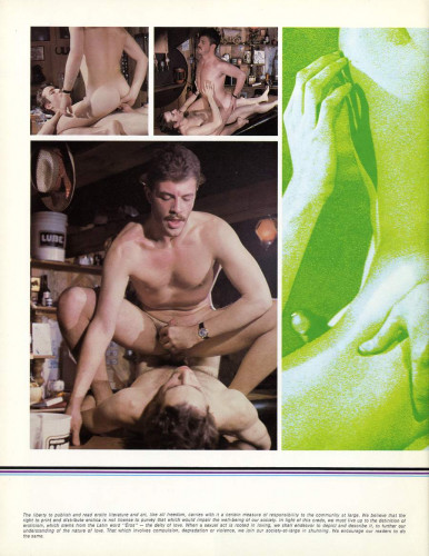 Description Gay Vintage Hardcore Magazines (Vol.A-G, Total 714 issues)