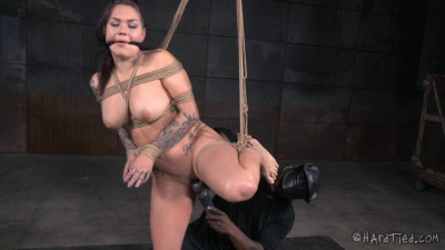 Karmen Karma, Wenona Split Decisions (new, file, orgasm, punish)