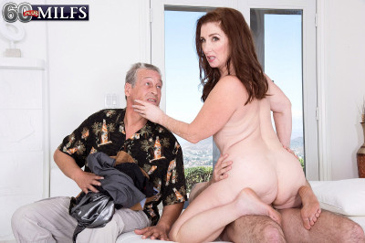 Ass-fucked by her grands's friend