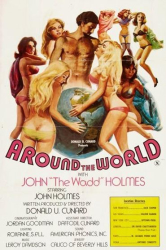 Description Around the World with John 'The Wadd' Holmes (1975)