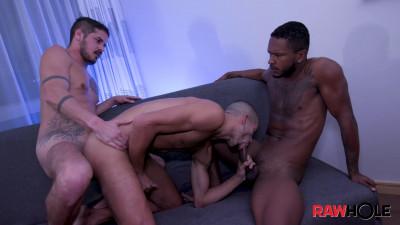 RH – Hot Dirty Threeway: Rick Paixao, Caio Rodriguez, Pytter Fox Bareback