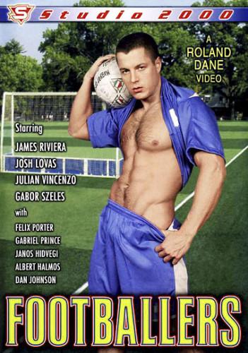 Description Footballers - Julian Vincenzo, Albert Halmos, Dan Johnson