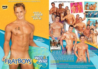 Frat Boys Wet And Wild