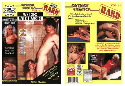 Swedish Erotica 11- Wet Sex with Rachel