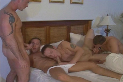 Crazy anal party