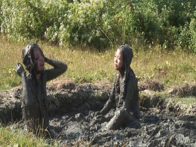 Fetish Mud Puddle Visuals part 4