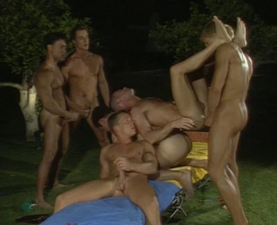Summer Orgy With Big Tales