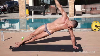 Abs and Glutes — Philipp — Part 1 - Full Movie — HD 720p