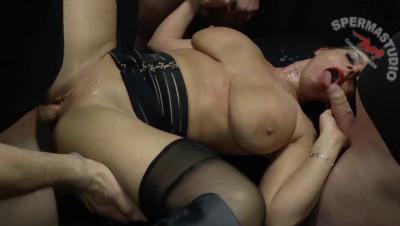 Description Creampie Orgy With Big Tits Slut Susi