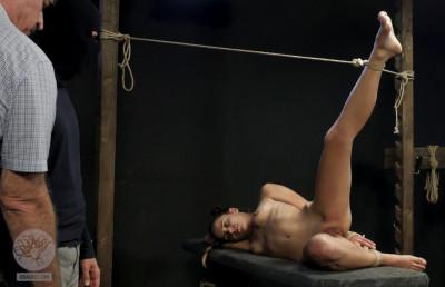 Comeback Tortures For Hot Slave