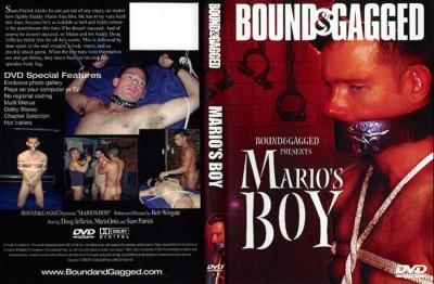 Mario's Boy (Bob Wingate, Bound & Gagged Video)