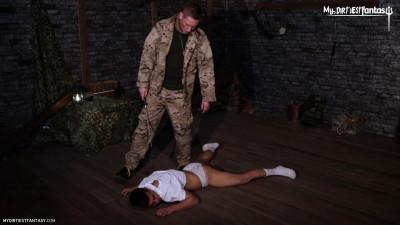 Beaten & Abused Cadet – Part 1