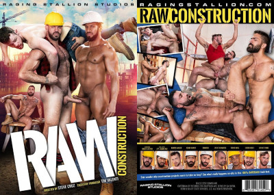 Raging Stallion Studios – Raw Construction Full HD (2019)