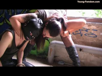 Young-femdom - Graffiti Boy