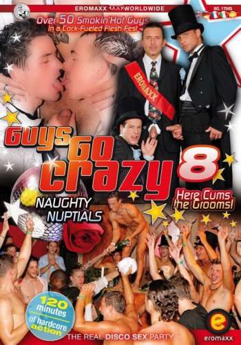 Description Guys Go Crazy vol.8 Naughty Nuptials