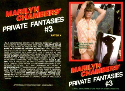 Description Marilyn Chambers Private Fantasies Part 3
