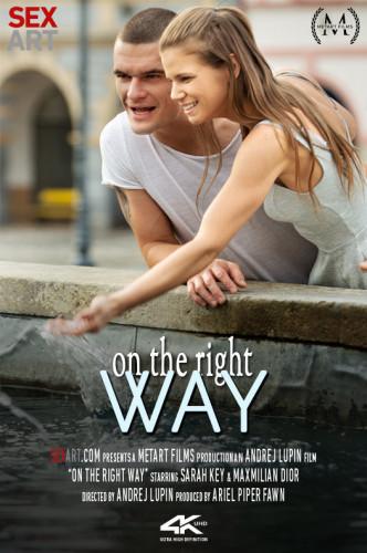 Sarah Key - On The Right Way (2019)
