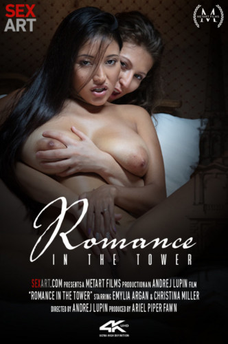 Description Cristina Miller, Emylia Argan - Romance In The Tower(2019)