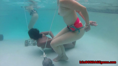 Drea Morgan & Friends - Get Back Down Here - play, vid, punish, friends