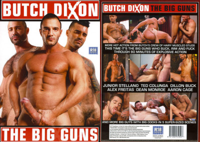 Butch Dixon – The Big Guns (2010)