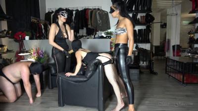 Mistress Gaia - Used And Abused Slut Training