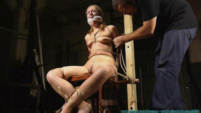 Nude Chair Tie for Rachel pt2