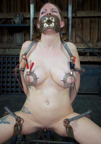 Royal nipple torture