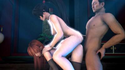 Yoshiwara Rose — Collector's Edition — Scene 1 - Full HD 1080p