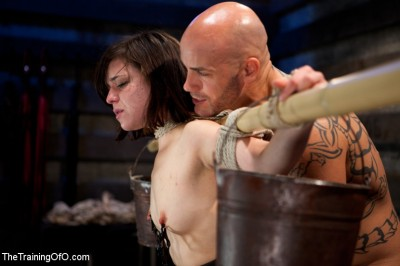 """Juliette March """"pixie"""" Day 3 – Sexual Slave Training, Humiliation, & Endurance Testing"""