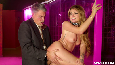 Adria Rae Dominated By A Horny Stud