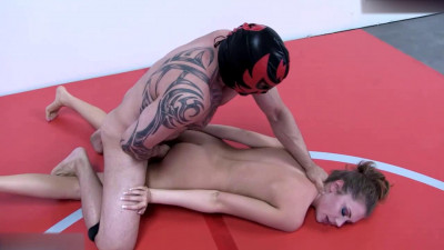 Description Sexual Domination Match - Elena Koshka vs Bt