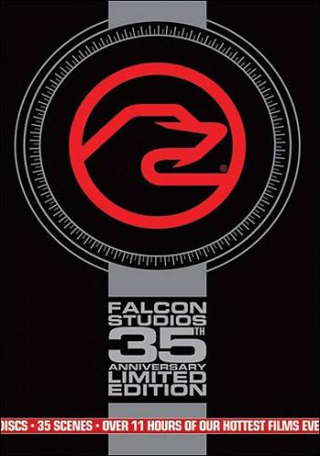 Description Falcon Studios 35th Anniverary Limitid Edition 2000s Disk5