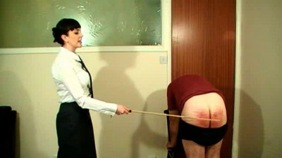 Miss Jessica And Hand Spanking part 5
