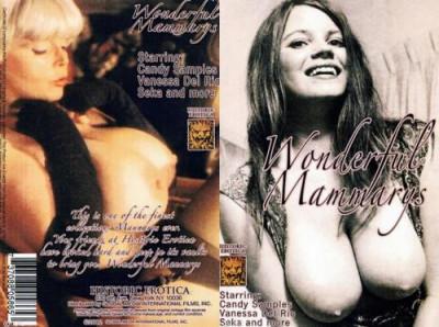 Description Wonderful Mammarys (1970) - Vanessa Del Rio, Candy Samples, Seka