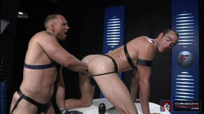 HotHouse — Club Inferno — Fist Fuckers — Scene 2