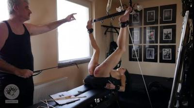 Methodology of torture – caning Gigi – part 2 of 2