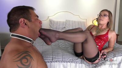 Katie Kush - Cheaters Eat Feet