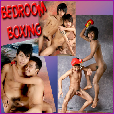 Bedroom Boxing - Asian Gay, Fetish, Extreme