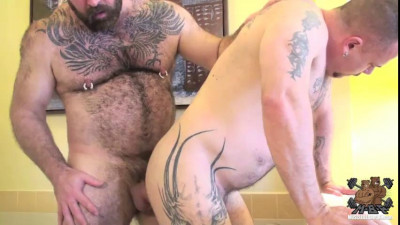 MuscleBear Porn Videos   Part 1 ( 10 scenes) MiniPack
