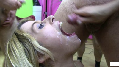 Sex and cum swallowing!