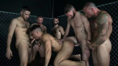 rfc - Gaytanamo No. 2 Scene 11: The Big Gang Bang Ending Bareback