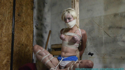 Torments his Blonde Blue Eyed Captive - Scene 1 - Sidnay Adams - HD 720p