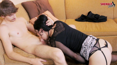 Laela Knight & Eric Cooper Hardcore!