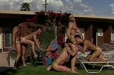 Hot Orgy At Spring