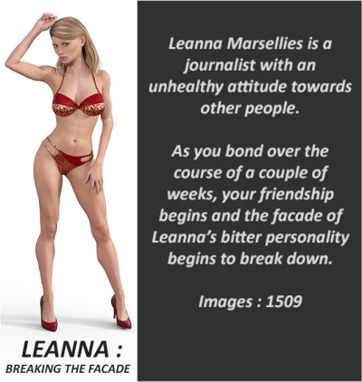 Leanna — Breaking the Facade