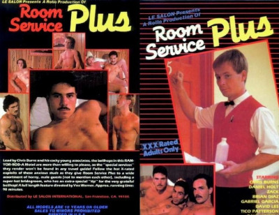 Room Service Plus Bareback (1983) — Chris Burns, Daniel Holt, Zack