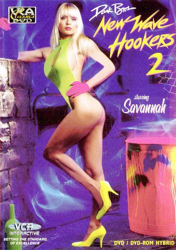 Description New Wave Hookers Vol. 2(1990)- Amanda Stone, April Rayne, Savannah
